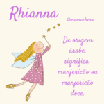Significado do nome Rhianna